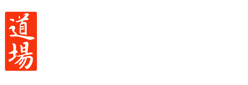 Dojo Training Knives