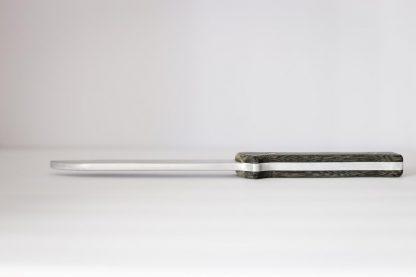 dojo training knives aluminum kabad blade profile